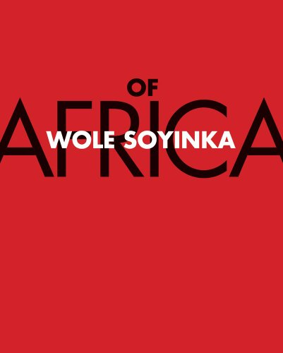 Of Africa   2014 edition cover