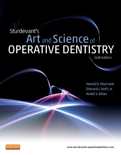 Sturdevant's Art and Science of Operative Dentistry  6th 2013 edition cover