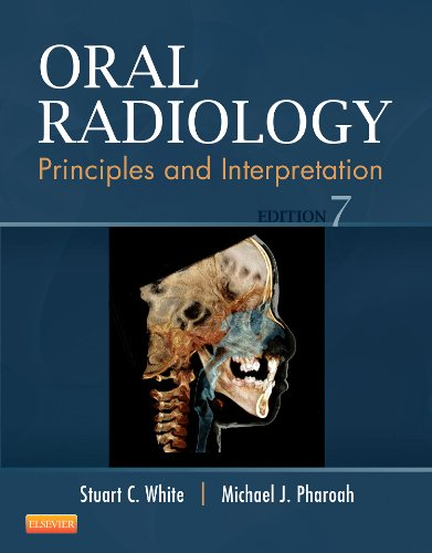 Oral Radiology Principles and Interpretation 7th 2014 edition cover