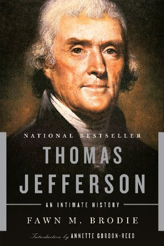 Thomas Jefferson An Intimate History  2010 9780393338331 Front Cover
