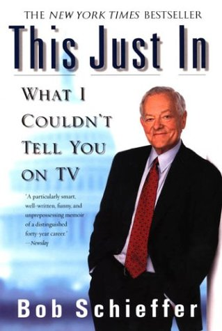 This Just In What I Couldn't Tell You on TV  2003 edition cover