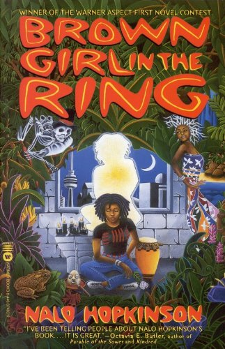 Brown Girl in the Ring   1998 (Reprint) edition cover