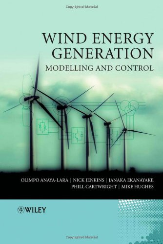 Wind Energy Generation Modelling and Control  2009 9780470714331 Front Cover