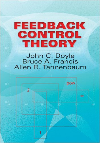Feedback Control Theory   2008 edition cover