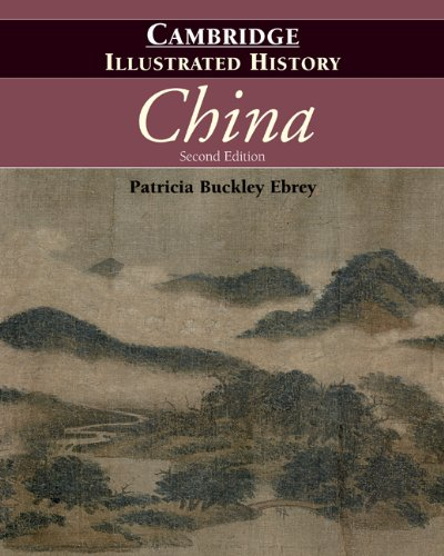 Cambridge Illustrated History of China  2nd 2010 edition cover