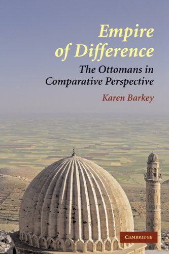 Empire of Difference The Ottomans in Comparative Perspective  2008 edition cover