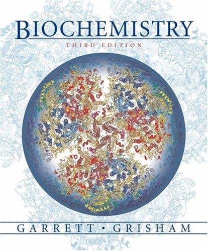 Biochemistry  3rd 2005 edition cover