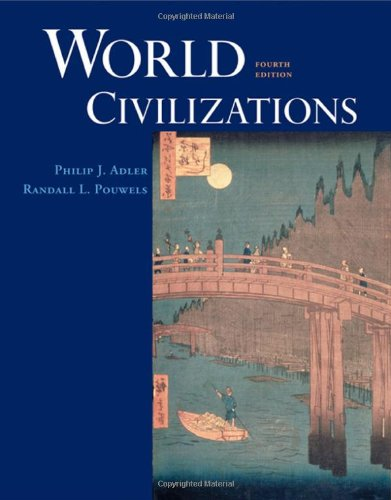 World Civilizations  4th 2006 (Revised) 9780534599331 Front Cover