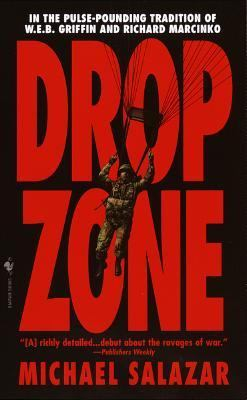 Drop Zone A Novel  2001 9780553581331 Front Cover