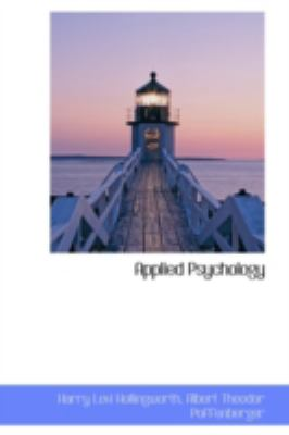 Applied Psychology:   2008 edition cover