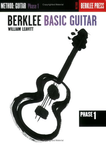 Berklee Basic Guitar Phase 1 N/A edition cover