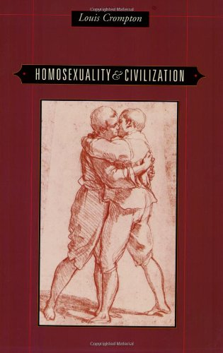 Homosexuality and Civilization   2003 edition cover