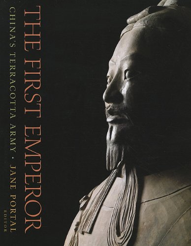 First Emperor   2007 9780674051331 Front Cover
