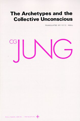 Collected Works of C. G. Jung Archetypes and the Collective Unconscious 2nd 1981 edition cover