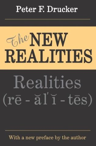 New Realities   2003 (Revised) 9780765805331 Front Cover