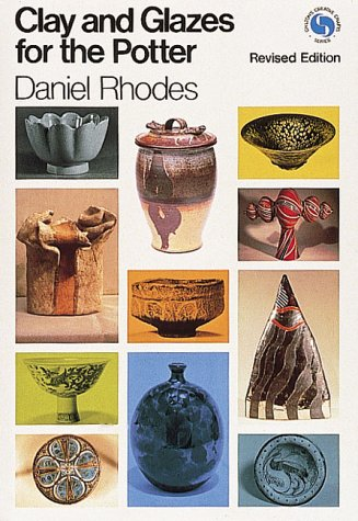 Clay and Glazes for the Potter 2nd 1975 (Revised) edition cover