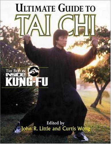 Ultimate Guide to Tai Chi   2000 edition cover