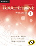 Touchstone Level 1 Workbook  2nd 2013 (Revised) edition cover