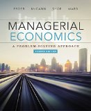 Managerial Economics:   2015 edition cover