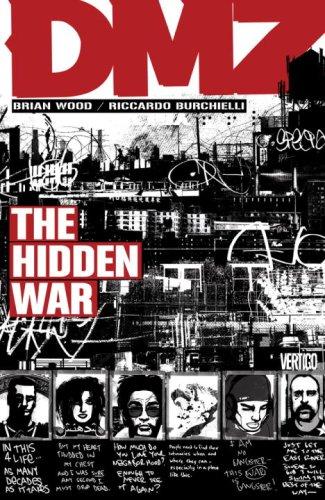 Hidden War   2006 9781401218331 Front Cover