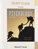 Psychology  11th 2015 edition cover