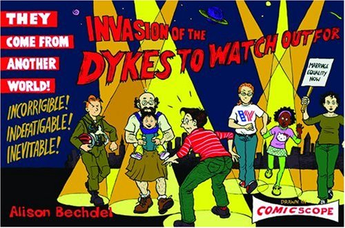 Invasion of the Dykes to Watch Out For   2005 edition cover
