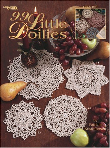 99 Little Doilies:  2001 edition cover
