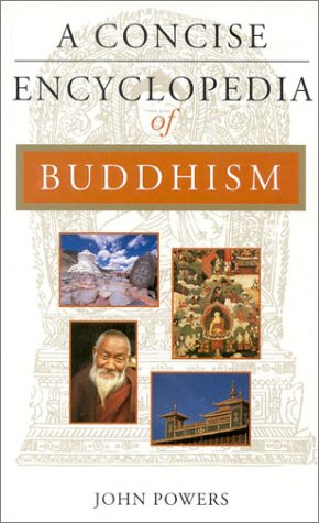 Concise Encyclopedia of Buddhism   2000 edition cover