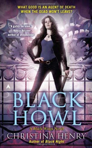 Black Howl  3rd 2012 9781937007331 Front Cover