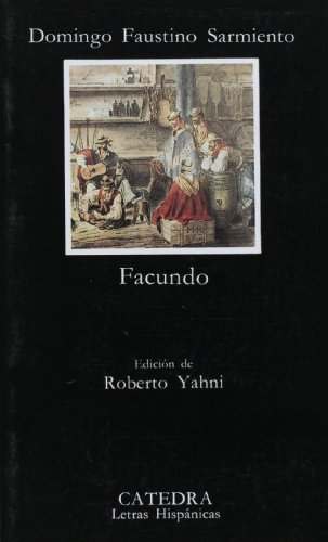 Facundo: 1st 2005 edition cover