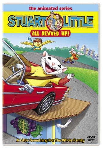 Stuart Little: All Revved Up! System.Collections.Generic.List`1[System.String] artwork