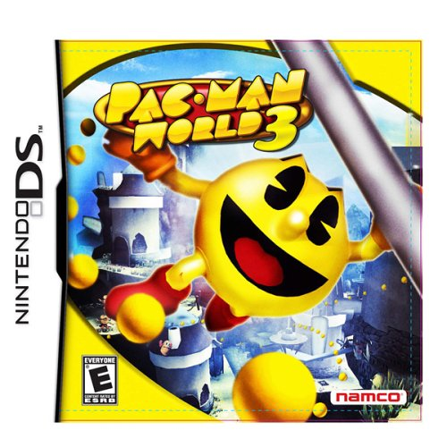Pac Man World 3 - Nintendo DS Nintendo DS artwork