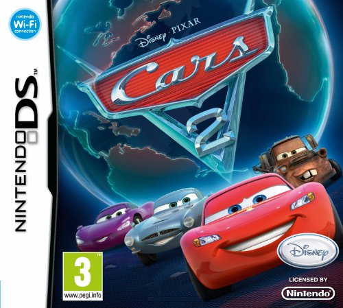 Cars 2 (Nintendo DS) Nintendo DS artwork