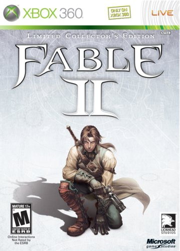 Fable II: Limited Collectors Edition Xbox 360 artwork