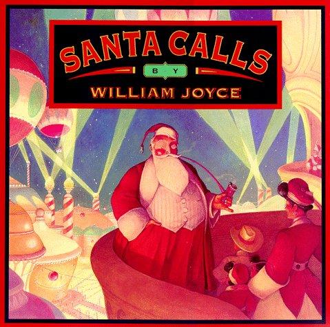 Santa Calls   1993 edition cover