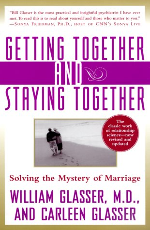 Getting Together and Staying Together Solving the Mystery of Marriage  2000 edition cover