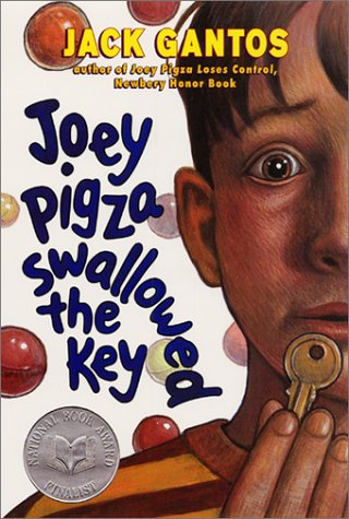 Joey Pigza Swallowed the Key   1998 edition cover