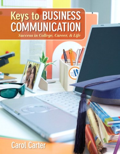 Keys to Business Communication   2012 (Revised) edition cover