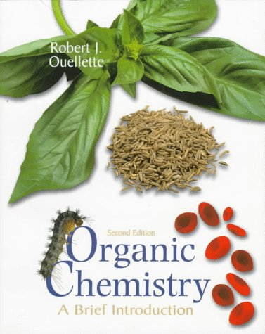 Organic Chemistry A Brief Introduction 2nd 1998 edition cover