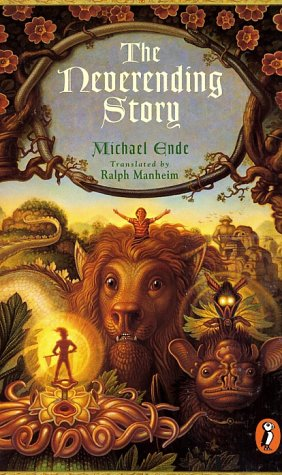 Neverending Story   1983 9780140386332 Front Cover