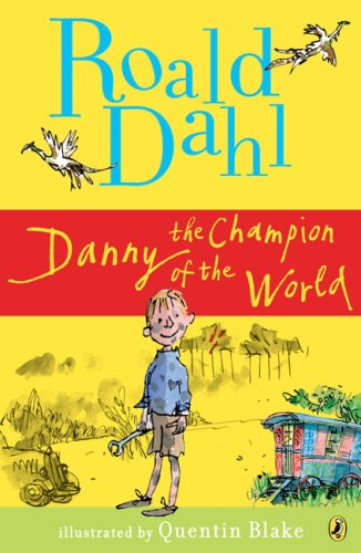 Danny the Champion of the World   2007 edition cover