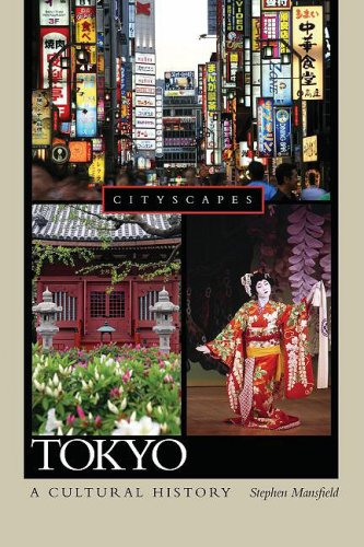 Tokyo A Cultural History  2009 edition cover