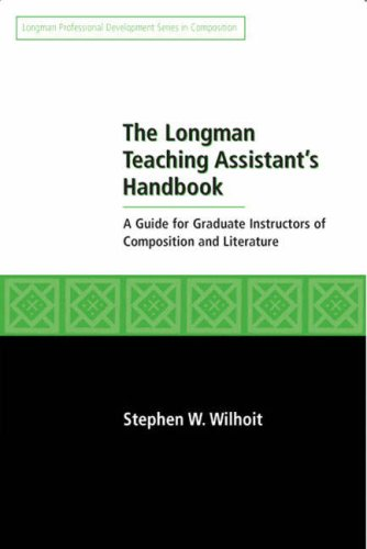 Longman Teaching Assistant's Handbook   2008 edition cover