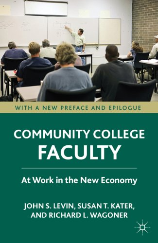 Community College Faculty At Work in the New Economy 2nd 2006 edition cover