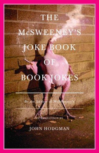 Mcsweeney's Joke Book of Book Jokes   2008 9780307387332 Front Cover
