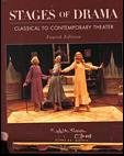 Stages of Drama  4th 1999 edition cover