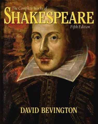 Complete Works of Shakespeare  5th 2004 (Revised) edition cover