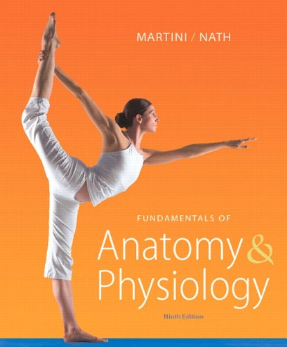 Fundamentals of Anatomy and Physiology  9th 2012 9780321709332 Front Cover