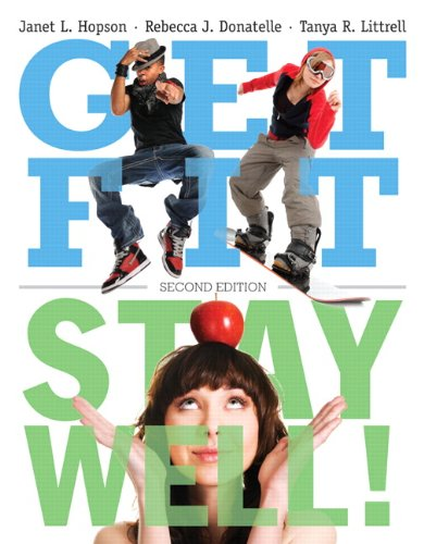 Get Fit, Stay Well!  2nd 2013 (Revised) edition cover
