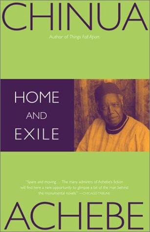 Home and Exile   2001 edition cover